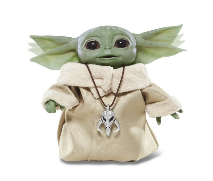 Baby Yoda Animatronic Edition Toy Figure Launches Today 2