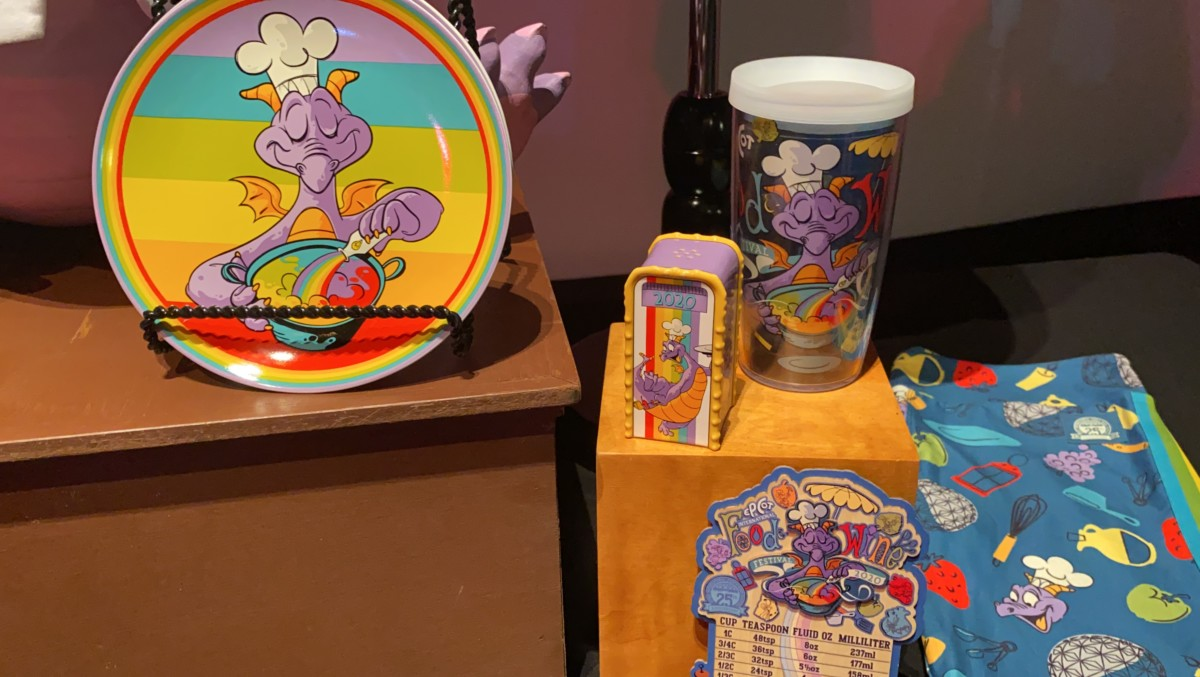 Epcot Food and Wine Festival Merchandise Preview! #tasteepcot 15