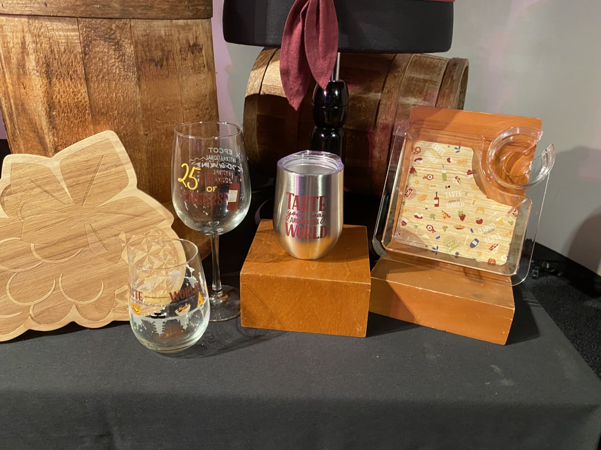 Epcot Food and Wine Festival Merchandise Preview! #tasteepcot 20