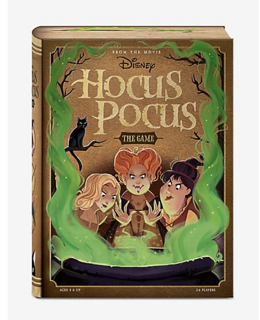 It's Hocus Pocus Time, Witches! Fun Merch from BoxLunch! 12