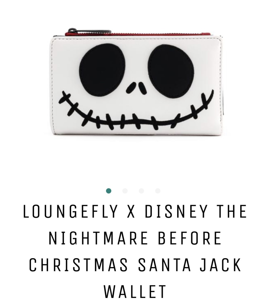 New Nightmare Before Christmas Bags from Loungefly 8