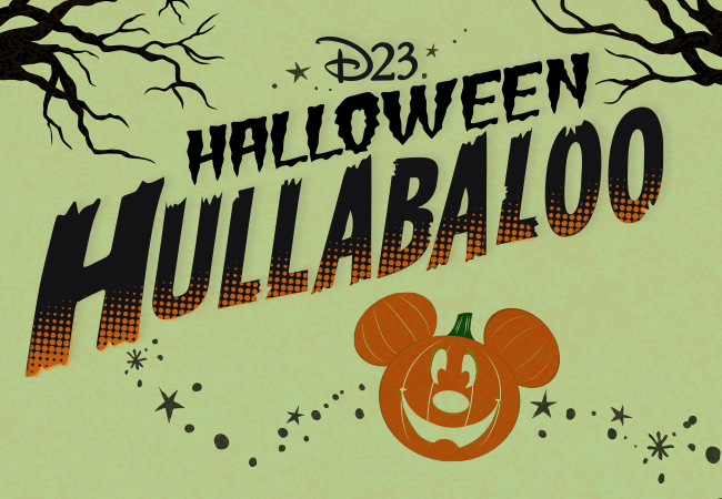 THE SPOOKY SEASON HAS ARRIVED WITH D23 HALLOWEEN HULLABALOO 2