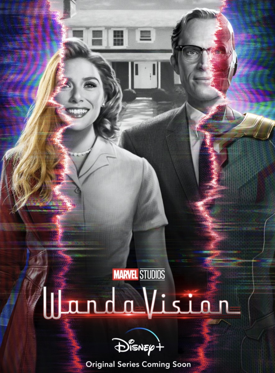 """MARVEL STUDIOS' UPCOMING DISNEY+ SERIES """"WANDAVISION"""" TRAILER JUST UNVEILED DURING THE 72nd PRIMETIME EMMY AWARDS 3"""