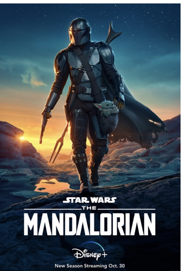 "DISNEY+ DEBUTS NEW TRAILER FOR SEASON TWO OF ""THE MANDALORIAN"" FROM LUCASFILM 2"