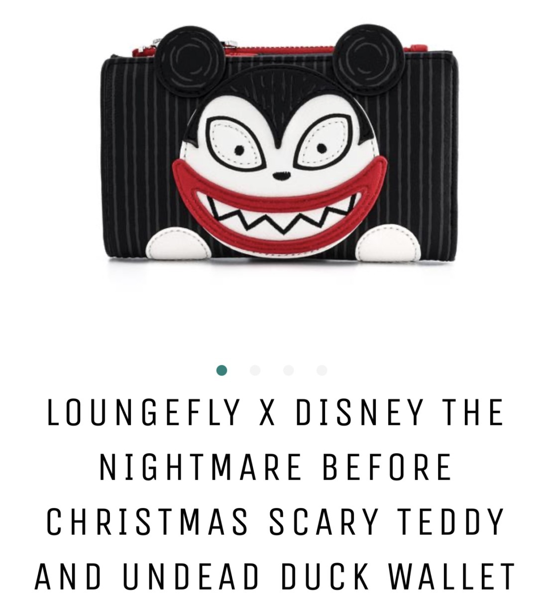 New Nightmare Before Christmas Bags from Loungefly 7