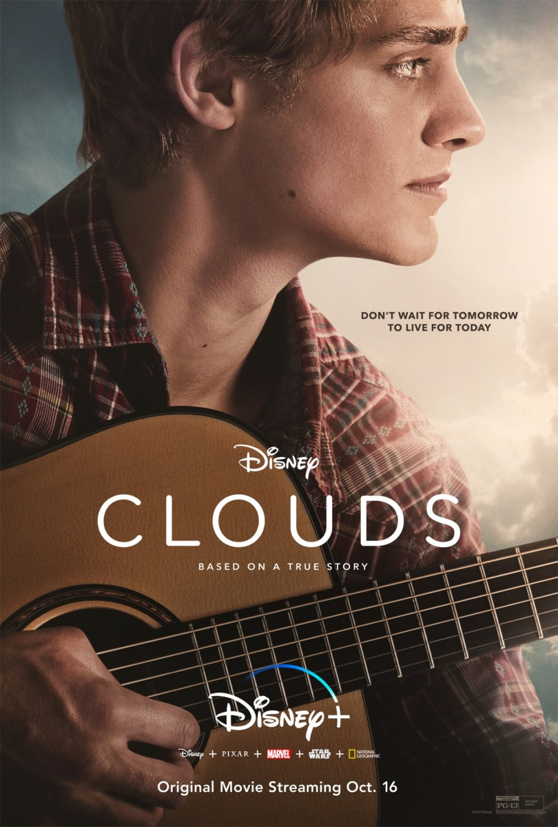 """DISNEY+ ORIGINAL """"CLOUDS"""" RISES TO THE TOP ON OCTOBER 16 2"""