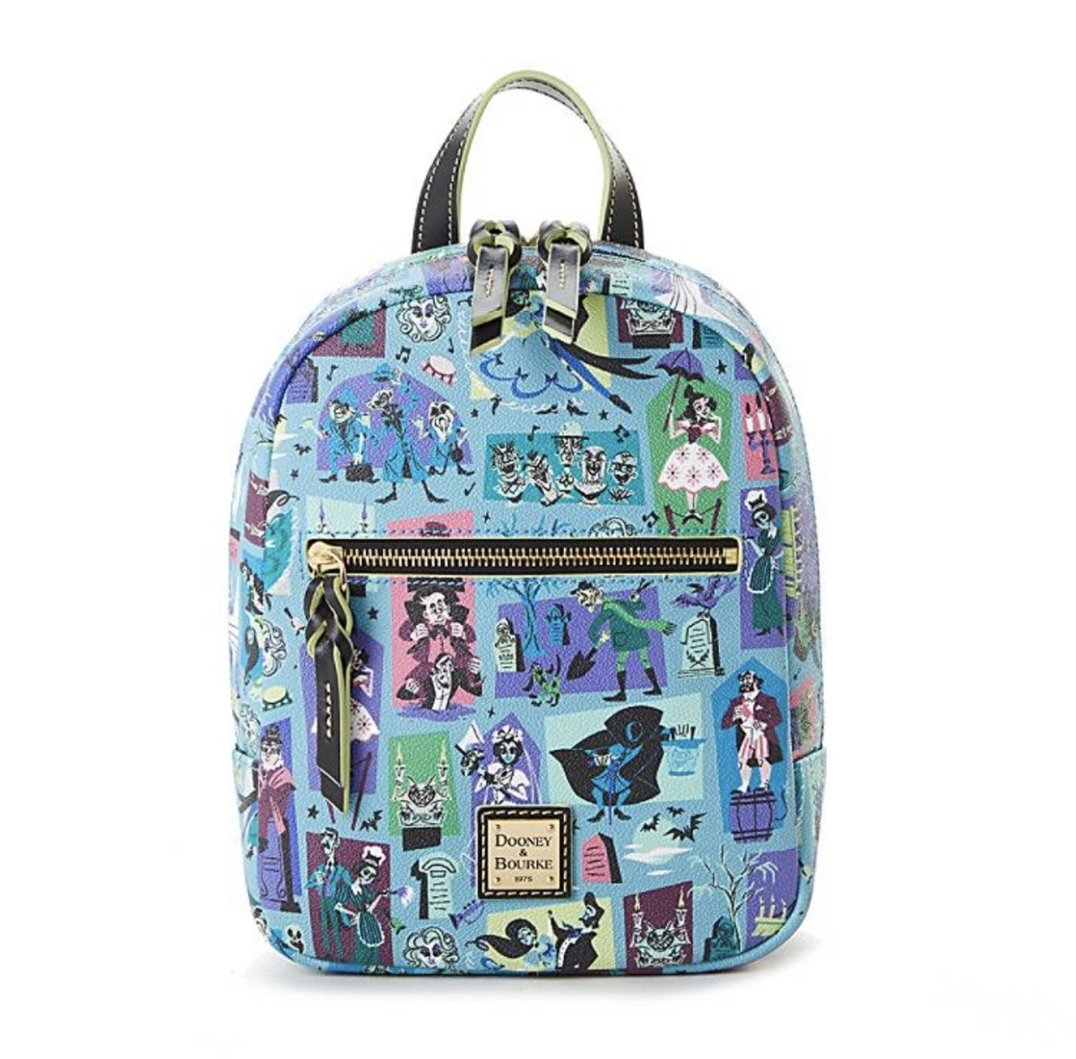 NEW! The Haunted Mansion by Dooney & Bourke 7