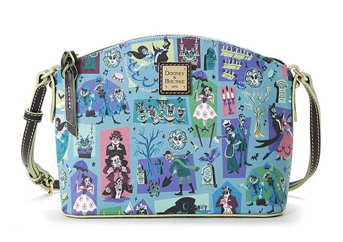 NEW! The Haunted Mansion by Dooney & Bourke 9