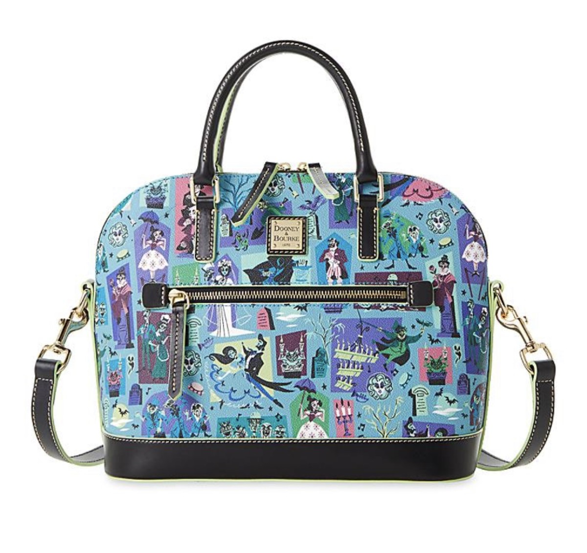 NEW! The Haunted Mansion by Dooney & Bourke 8