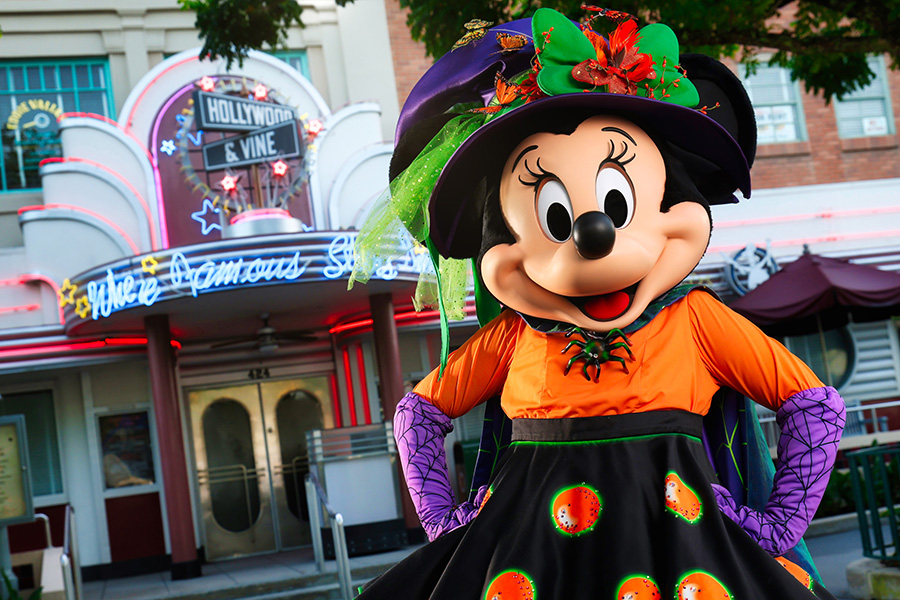 Special Halloween at Disney Page Launches to Celebrate Magic of the Season 2