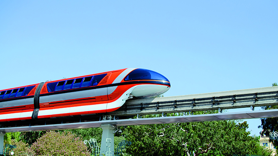 Making a Monorail – Creating Disney Editions' Celebration of the Highway in the Sky 6