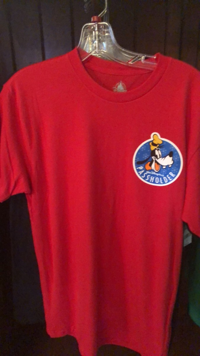 New Merchandise at the Annual Passholder Pop Up Shop at Epcot 13