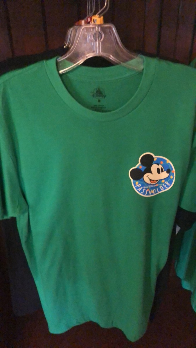 New Merchandise at the Annual Passholder Pop Up Shop at Epcot 14