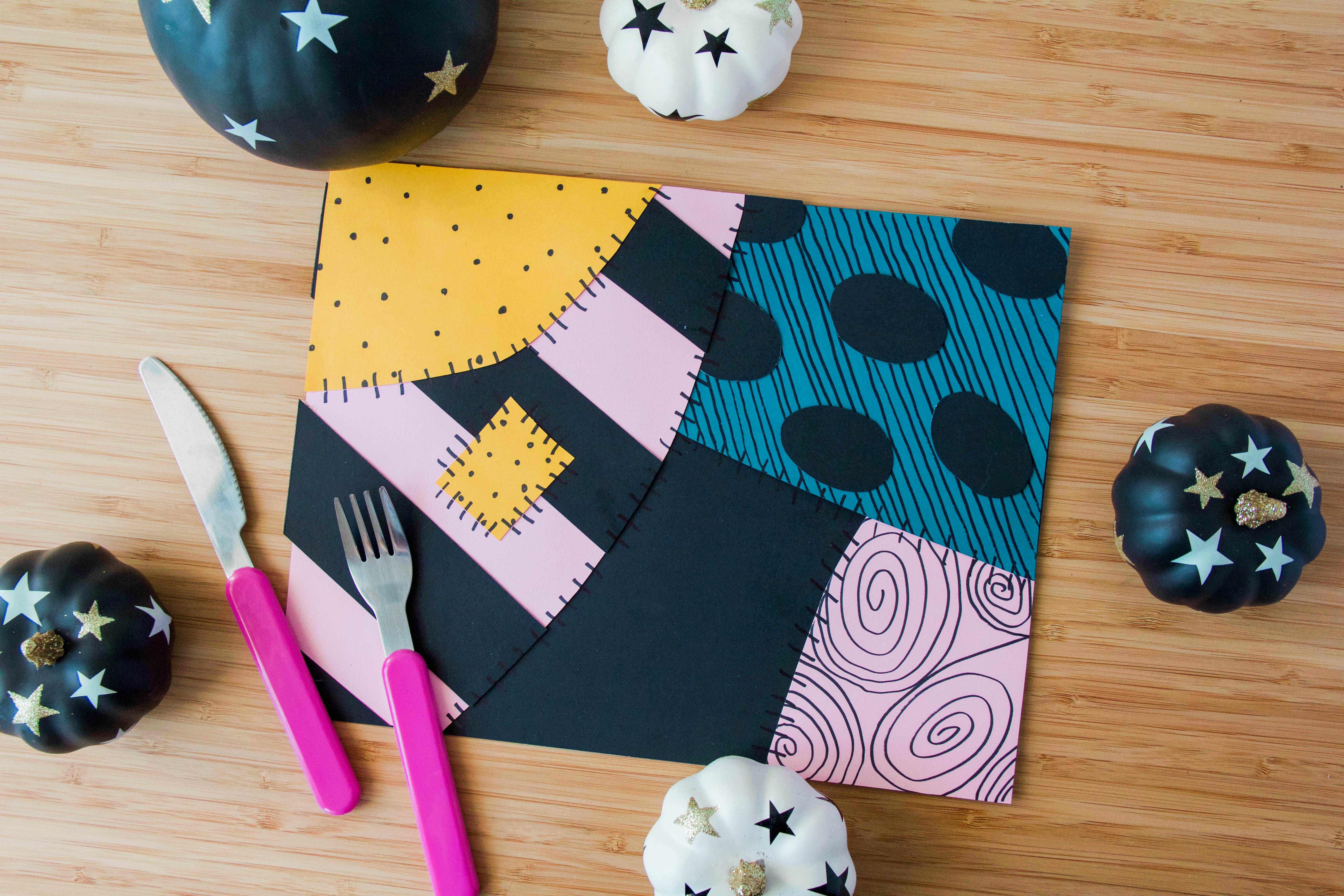 Dine Like Jack & Sally with This 'Nightmare Before Christmas' Place Setting 7