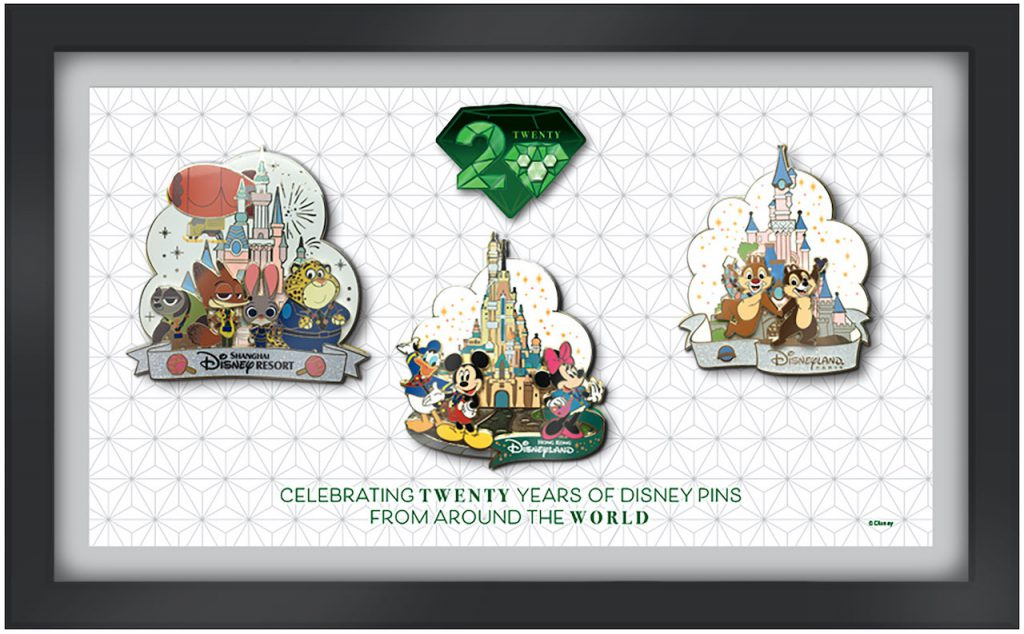 Celebrate Twenty Years of Disney Pins With An All-New Virtual Pin Event 6