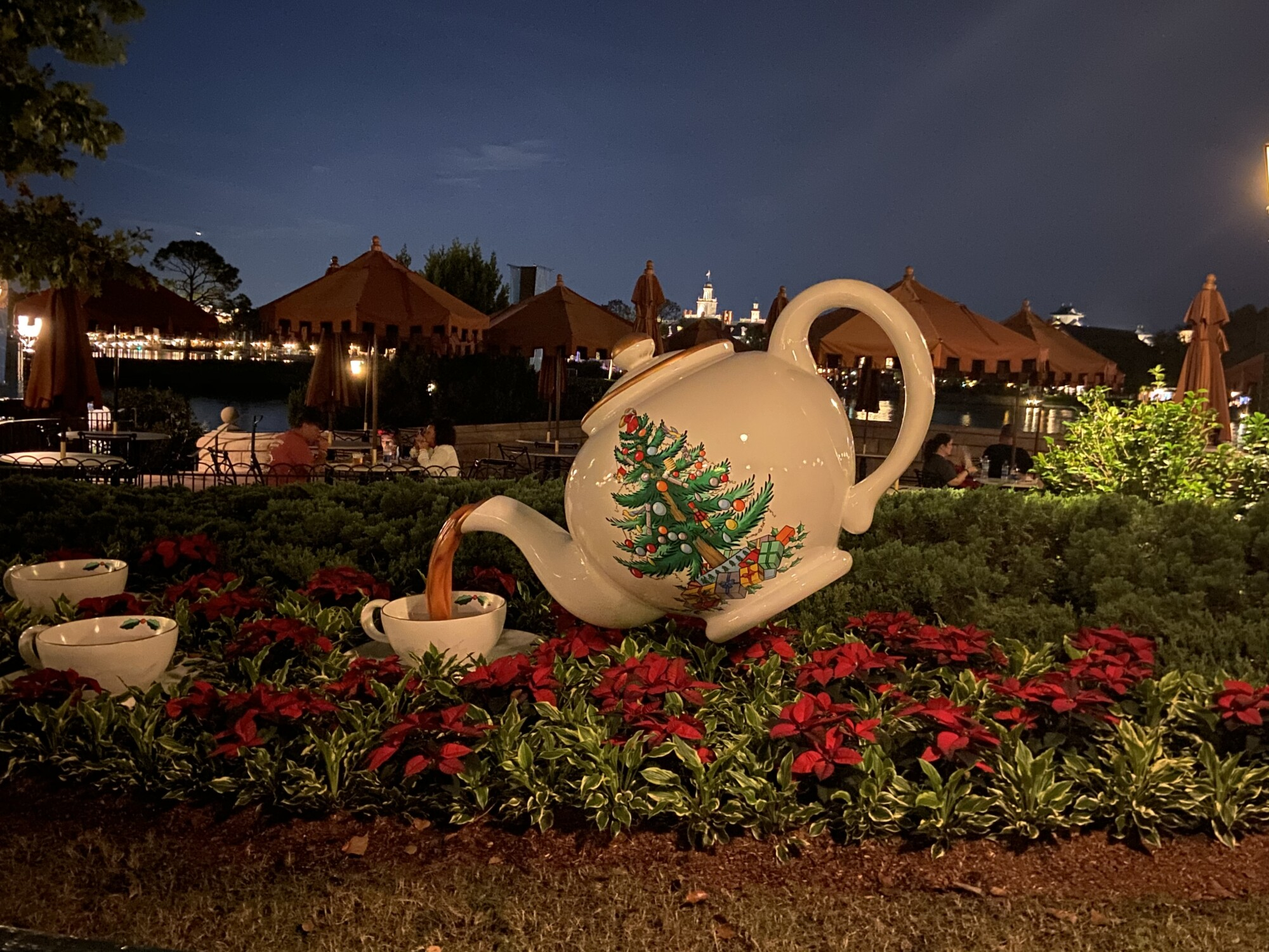Photos from Opening Weekend at the Epcot International Festival of the Holidays 20
