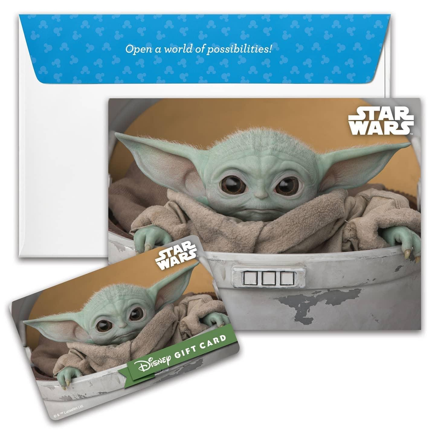 New Disney Gift Card Designs for Your Holiday Gift Giving from shopDisney! 11