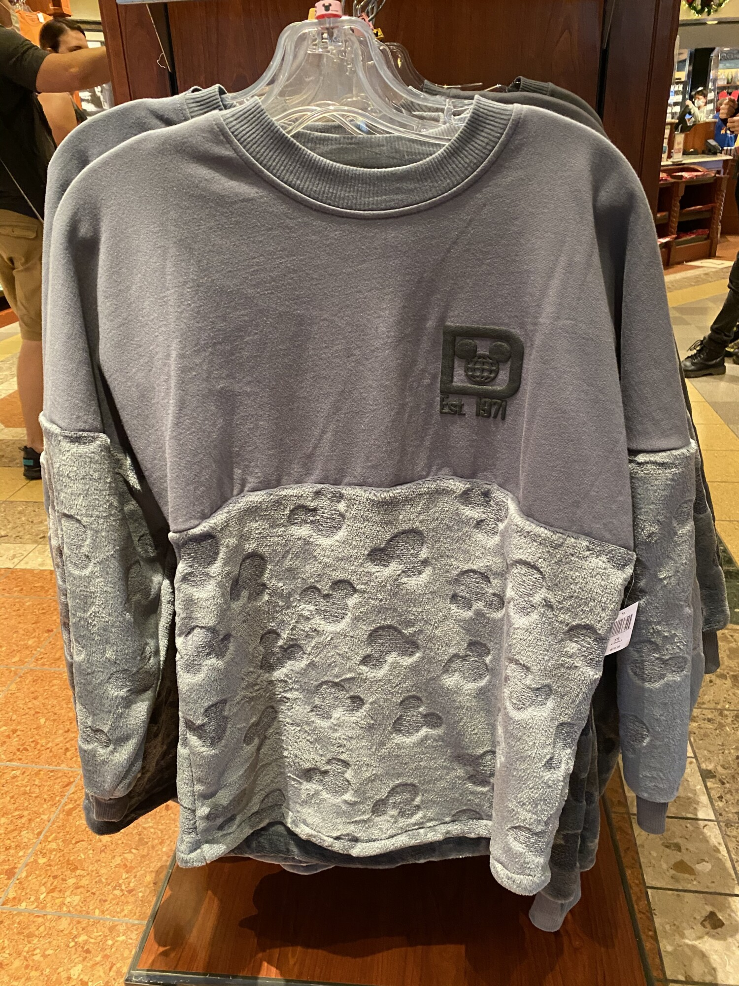 New Sparkly Silver Apparel at Hollywood Studios! 13