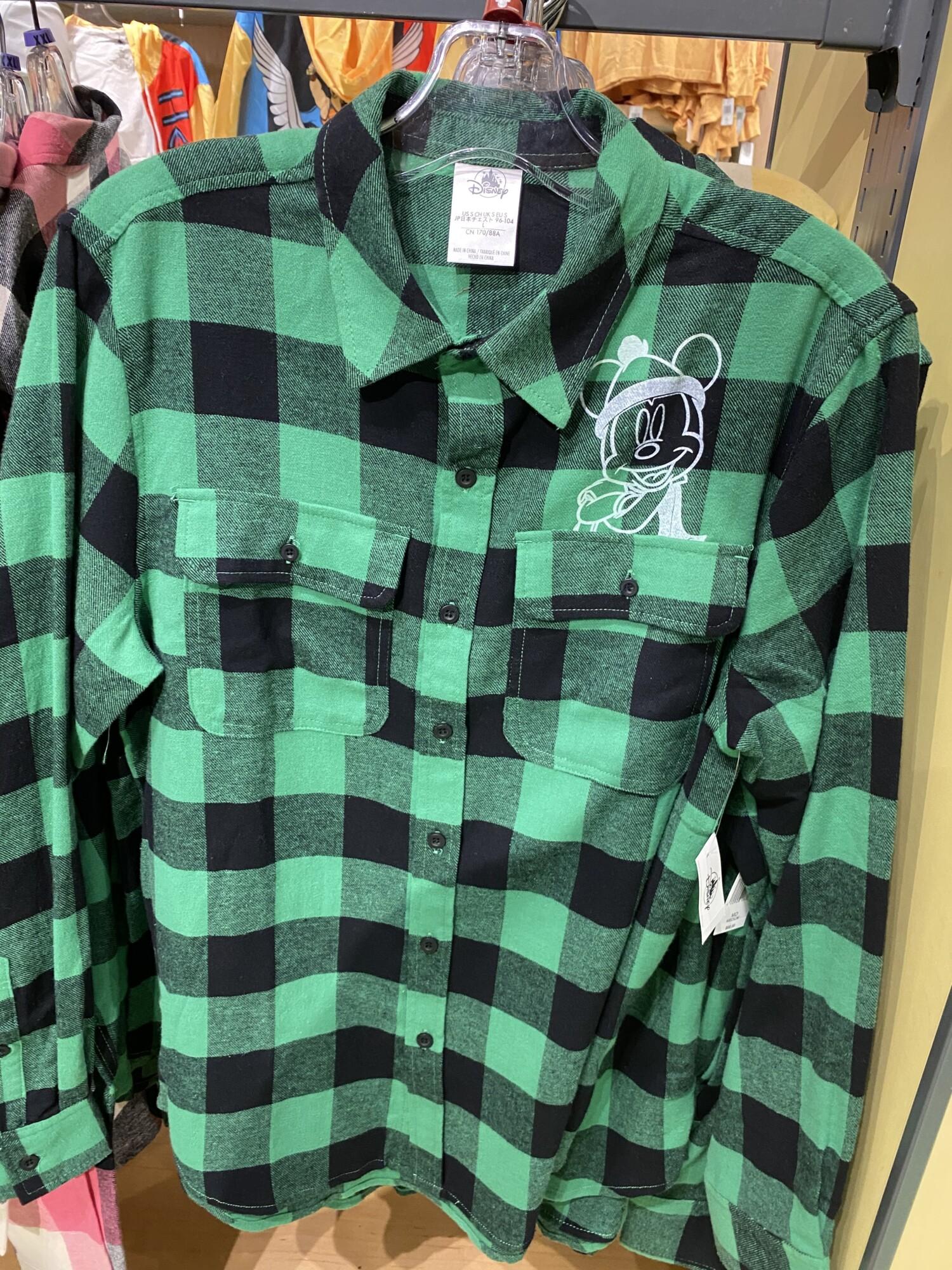Mad for Plaid! More Fun Merch at Disney Springs 16