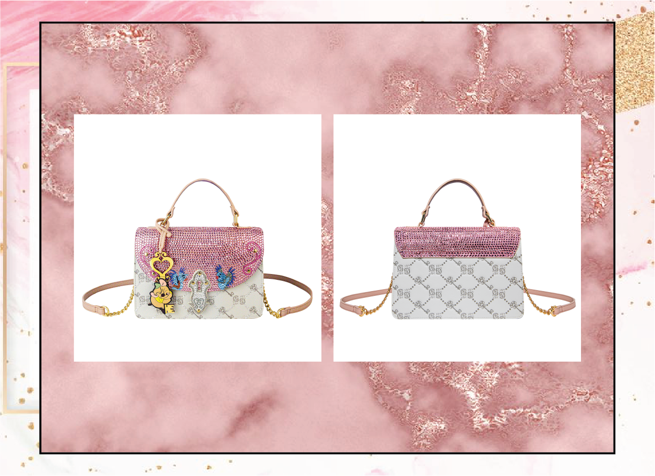 Introducing the New Crystalized Disney Cinderella Collections by Danielle Nicole 8