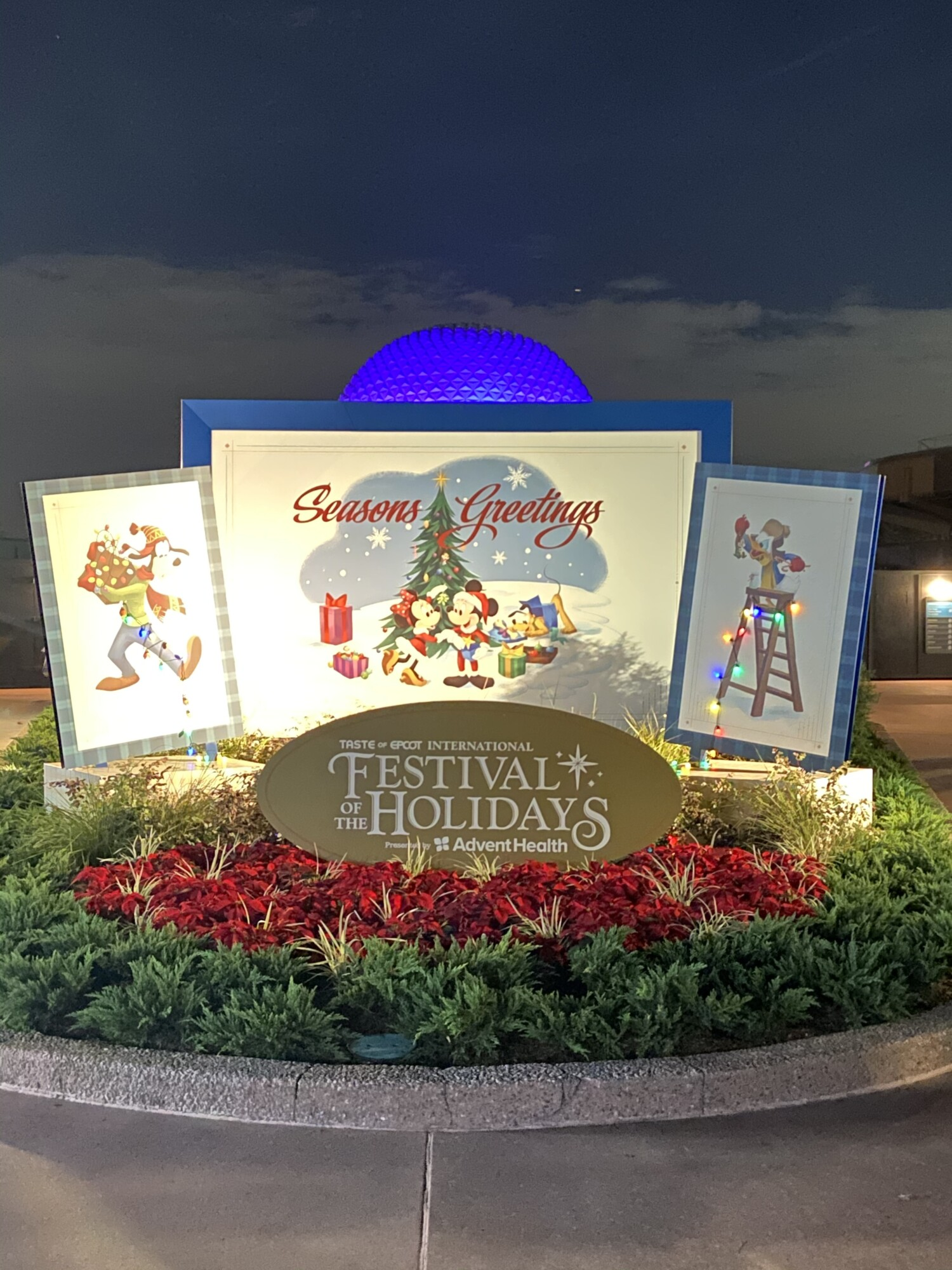 Photos from Opening Weekend at the Epcot International Festival of the Holidays 11