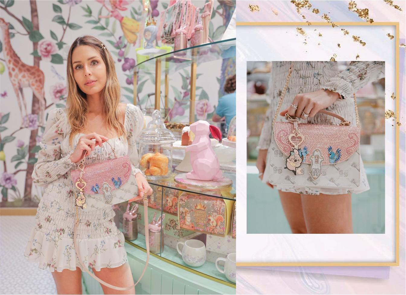 Introducing the New Crystalized Disney Cinderella Collections by Danielle Nicole 5