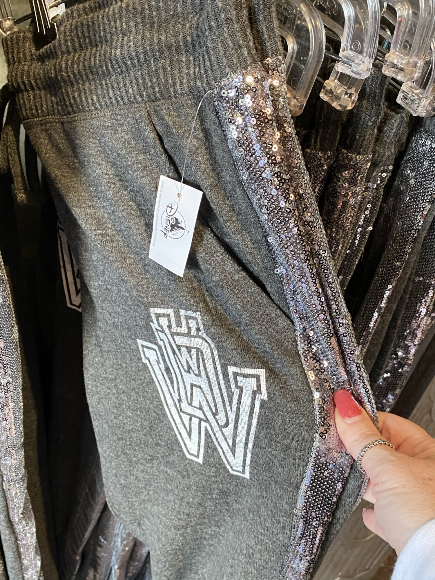 New Sparkly Silver Apparel at Hollywood Studios! 10