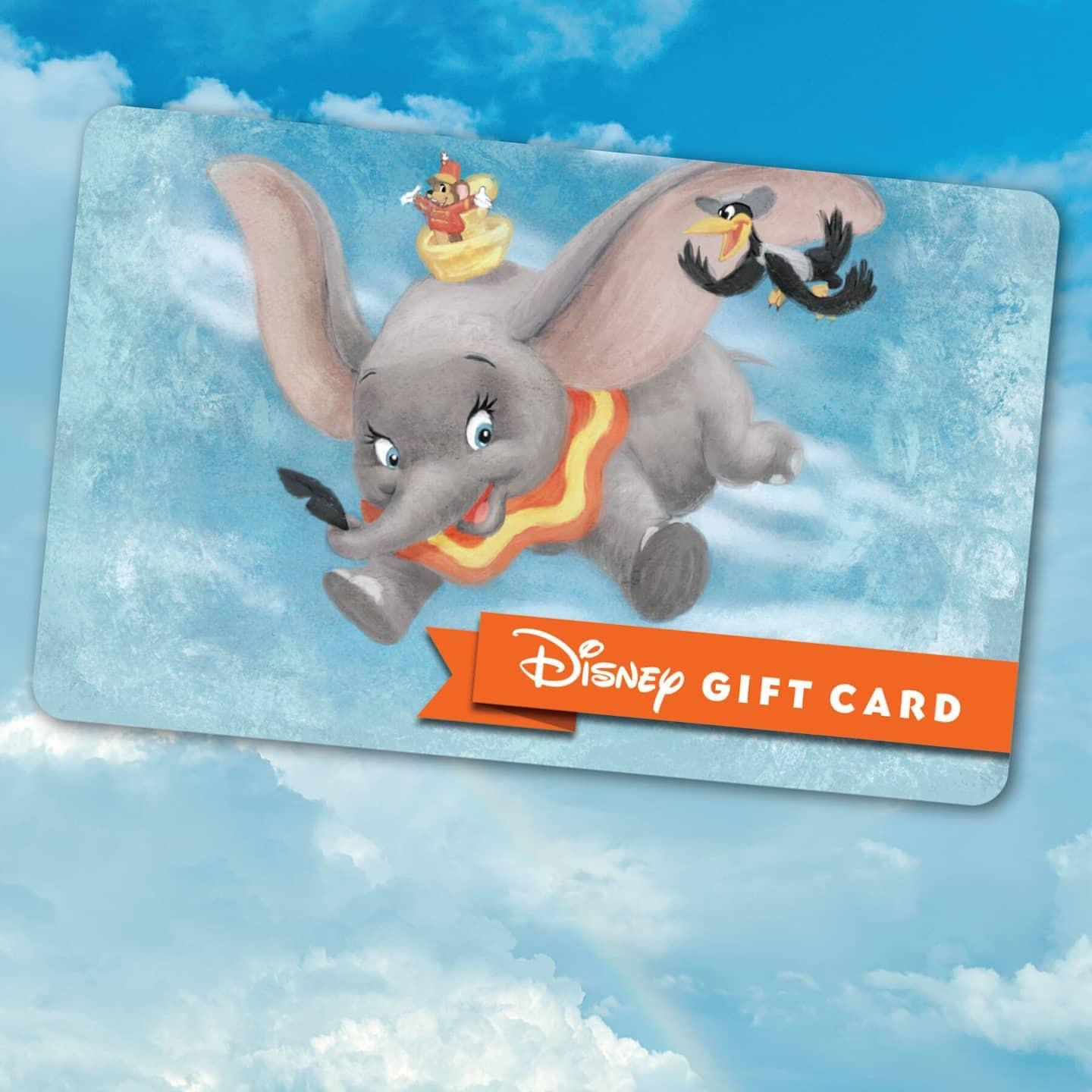 New Disney Gift Card Designs for Your Holiday Gift Giving from shopDisney! 17