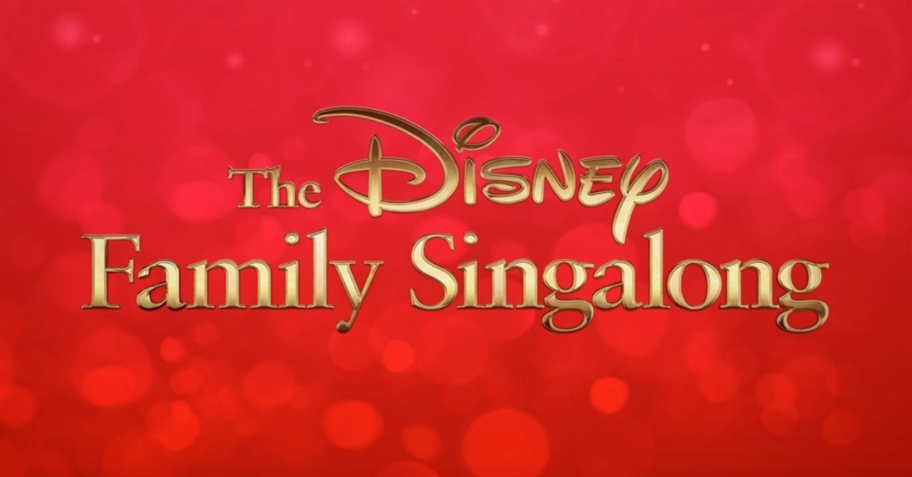 #DisneyMagicMoments: 'The Disney Holiday Singalong' Special to Air Nov. 30 on ABC 2