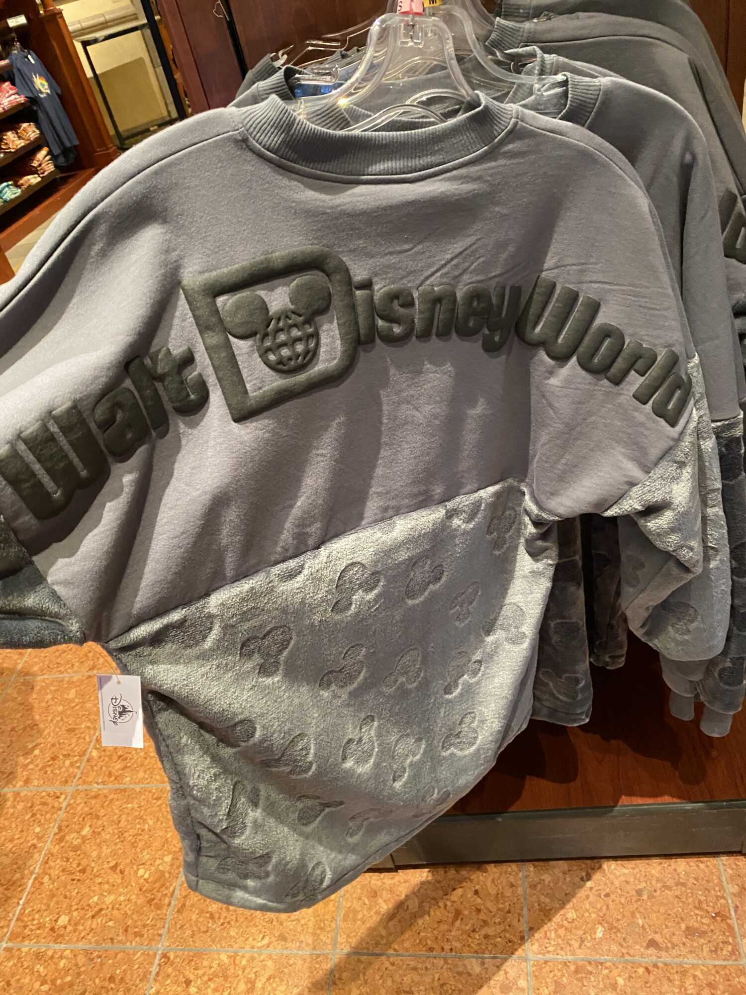New Sparkly Silver Apparel at Hollywood Studios! 14