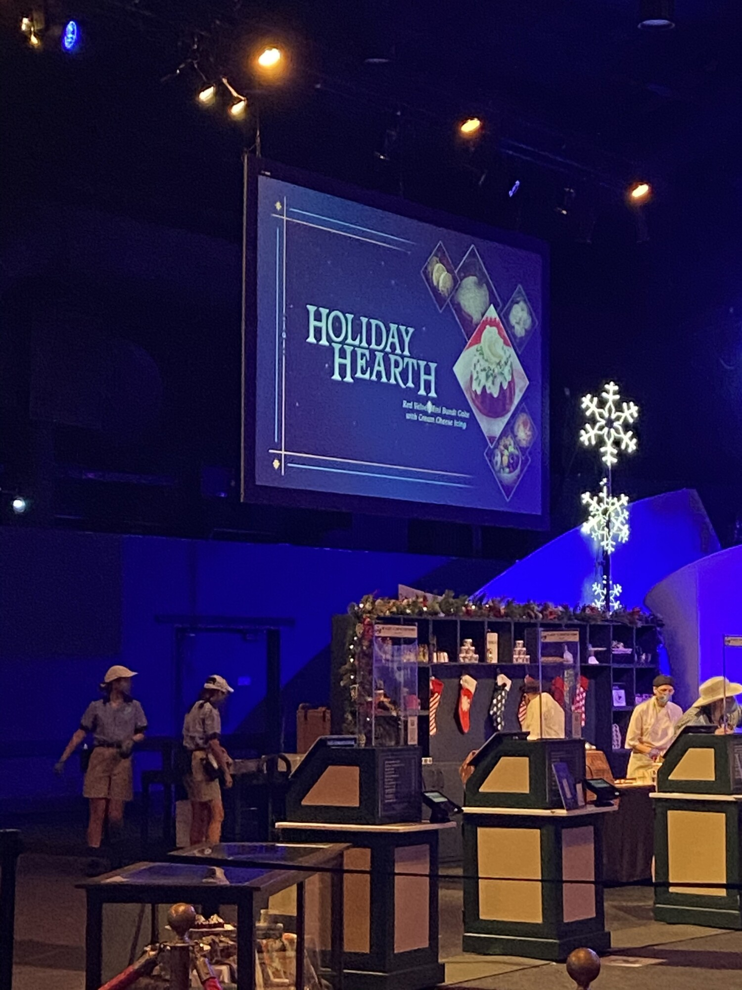Photos from Opening Weekend at the Epcot International Festival of the Holidays 14