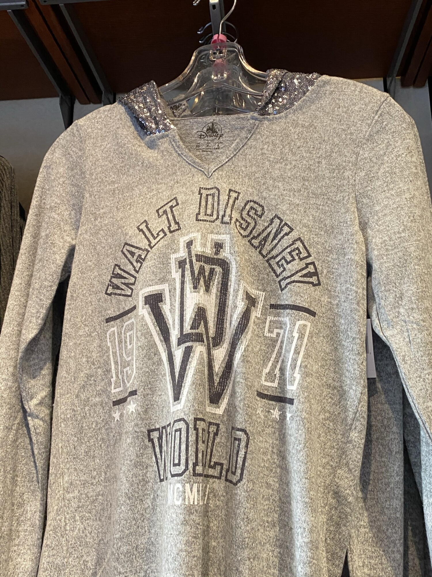 New Sparkly Silver Apparel at Hollywood Studios! 12