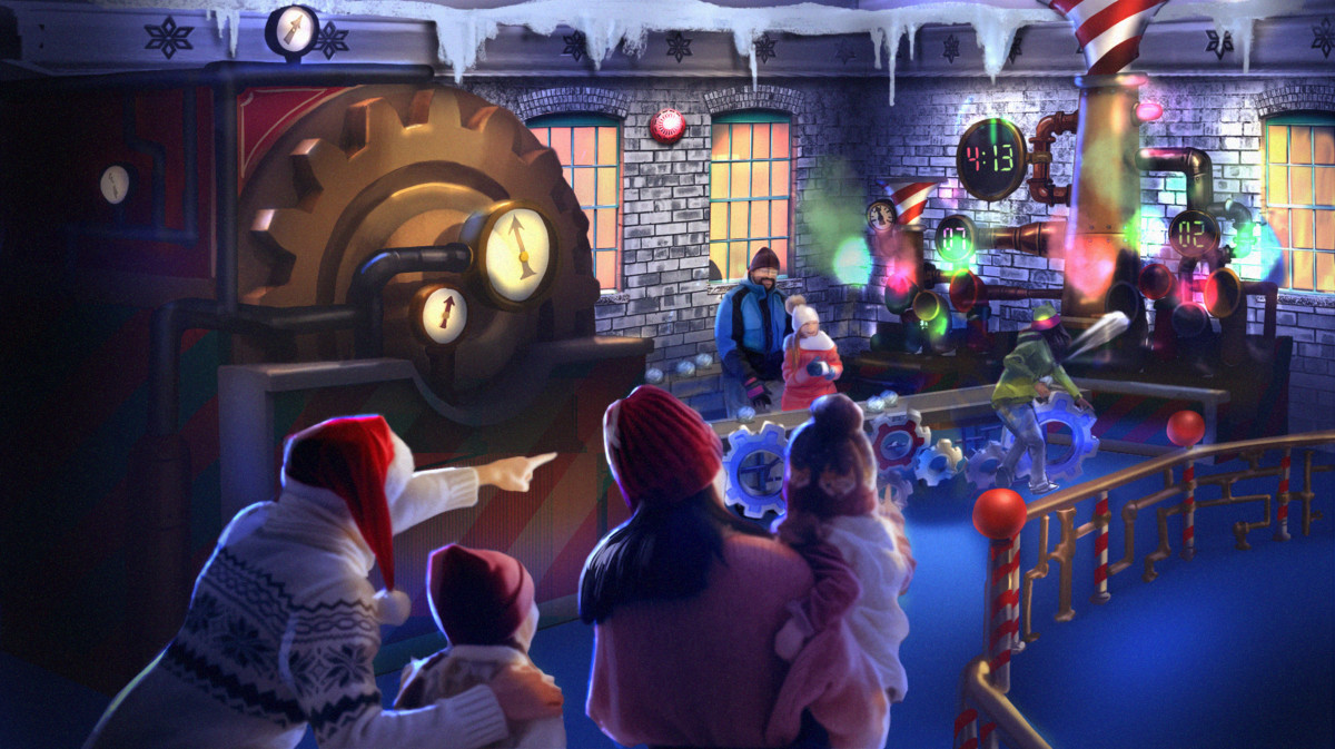 CHRISTMAS AT GAYLORD PALMS RESORT: TICKET SALES NOW OPEN, FULL CHRISTMAS PROGRAM UNVEILED 12
