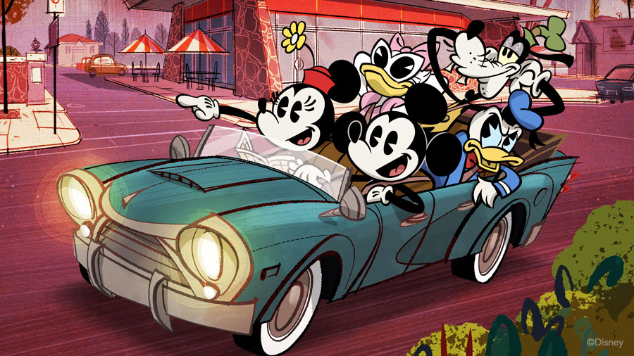 #DisneyMagicMoments: Celebrate Mickey Mouse and Minnie Mouse with this Homebound (Birth)Day! 8