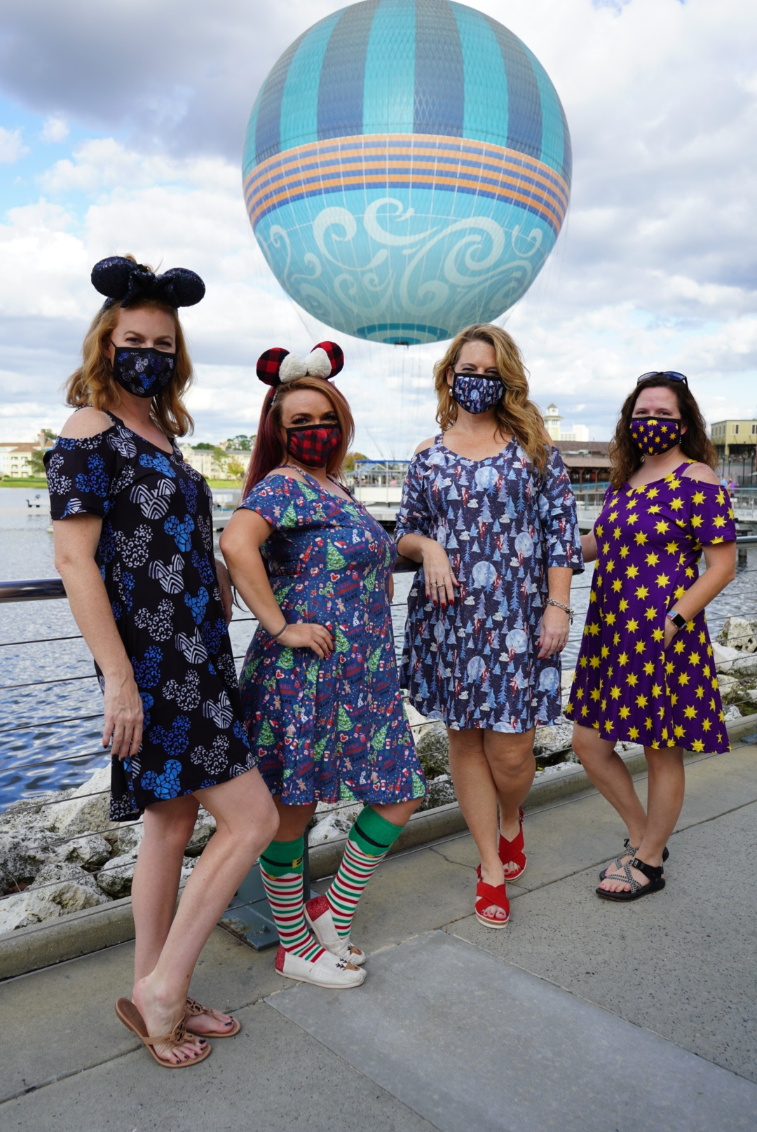 Magical (and Affordable) Holiday Style for All Sizes! #disneylife 12