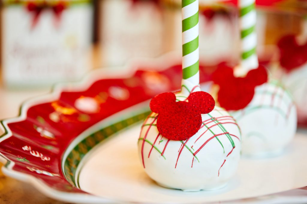 Holiday Cake Pop from Disney's Grand Floridian Resort & Spa