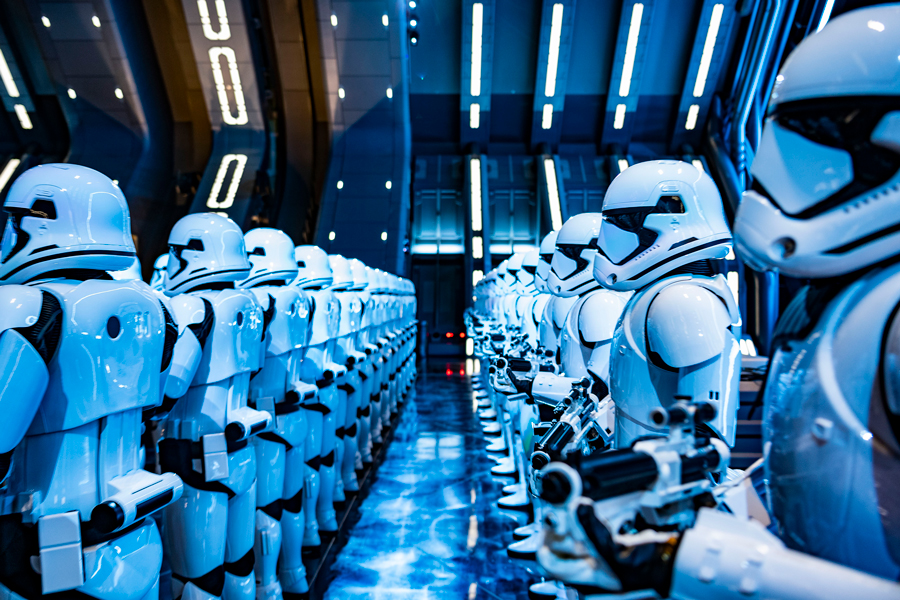 #DisneyMagicMoments: Behind the Camera –Star Wars: Rise of the Resistance at Disney's Hollywood Studios…From a Certain Point of View 8