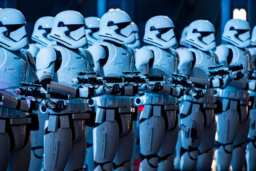 #DisneyMagicMoments: Behind the Camera –Star Wars: Rise of the Resistance at Disney's Hollywood Studios…From a Certain Point of View 7